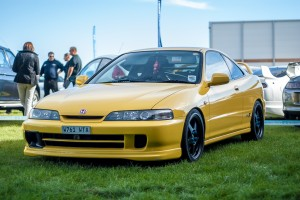 Automotive Photography - Honda Integra DC2 seen at trax silverstone 2013