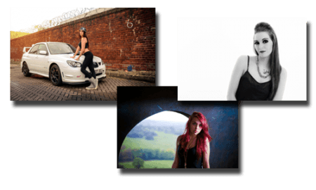 A selection of portrait photography Clitheroe - images created by by bonafide images
